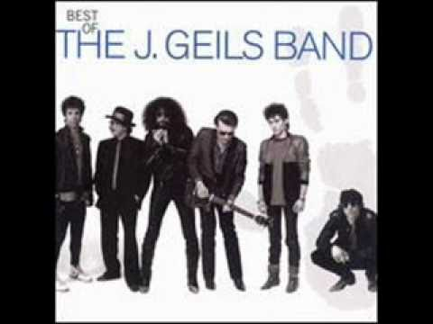 J Geils Band - Serves you right to suffer - Full House