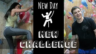 We had A LOT OF FUN! | Trying Bouldering for the First Time