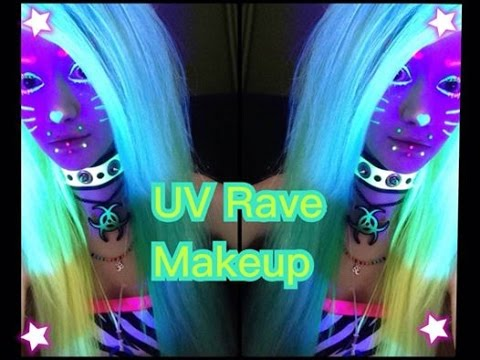 ★ Get Ready With Me ★RAVE EDITION★ (UV) ★