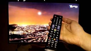 FACTORY RESET TV SAMSUNG / RESETEO DE FABRICA SMART TV