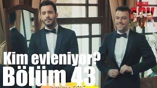Kiralık Aşk 43. Bölüm - Kim Evleniyor