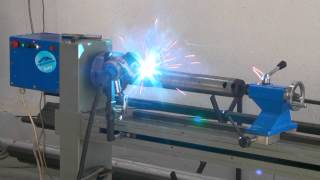 Sir meccanica S.p.A. - Overlay Welding Machine