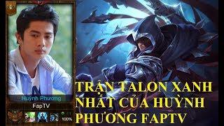 FapTv Stream Trận đấu hay nhất của Huỳnh Phương. Khi team để anh Phương Best Talon xanh và cái kết.