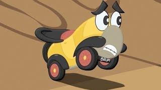 Funny Animated Cartoon   RUNAWAY BRUM   Brum & Friends   Cartoons for Kids   WildBrain Cartoons