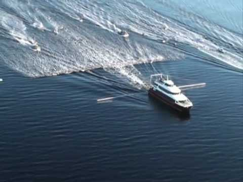 World Waterski Record Run 145 Skiers Official Team Video HD