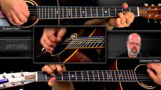 Gospel Guitar Lesson: Life Is Like a Mountain Railway