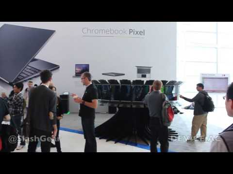 Google I/O 2013 on-site Wrap-Up Tour