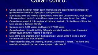 Learn Islam II 2 nd  Course – Sources of Legislation in Islam March, 5 th  - 2003