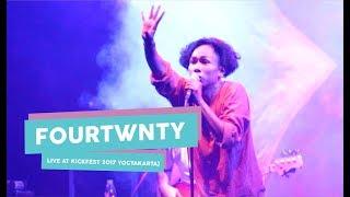 [HD] Foutwnty - Aku Bukan Binatang (Live at Kickfest 2017 Yogyakarta, Oktober 2017)