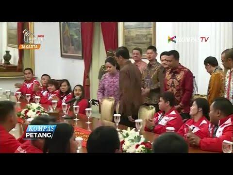 Ketika Jokowi Ditagih Sepeda Sama Atlet Disabilitas