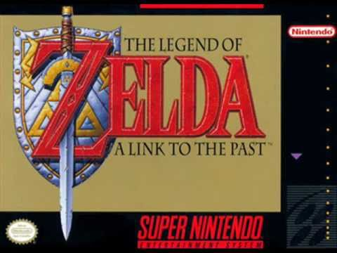 Koji Kondo - The Legend Of Zelda A Link To The Past Death Mountain