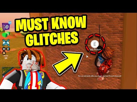 Roblox Jailbreak TOP 3 MUST KNOW GLITCHES!! | MyUsernamesThis No Clip Glitches