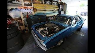 New Spark Plugs in the Twin Turbo Hemi! - Garage Night: Episode 1
