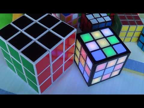 Mi Colección de Cubos (2/5) - 10 Marzo 2014