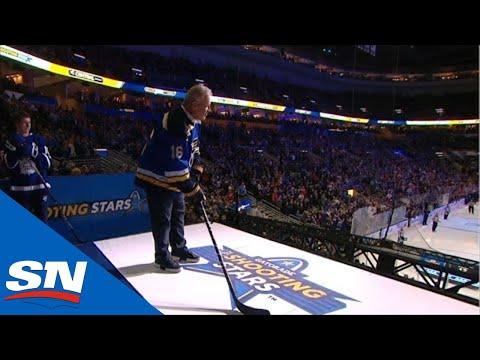 2020 NHL All-Stars Skills Competition Shooting Stars Challenge