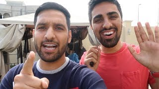 CHILLING WITH MOVLOGS IN DUBAI!