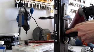 Ouverture de porte - Casse-Cylindre OFC
