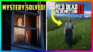 What Happens If You Free The Girl Trapped Inside Emerald Ranch In Red Dead Redemption 2? (RDR2)