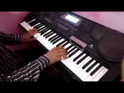 AAOGE JAB TUM O SAJNA ON PIANO BY KK THE BOSS