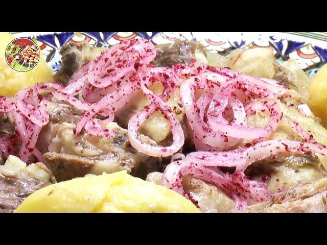 Маринованный лук. Идеально к мясу! Pickled onion. Ideal for meat!