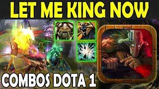The Biggest Juggernaut Heroes [Juggernaut King] Ability Draft Dota 2
