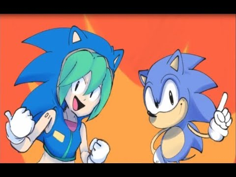 Sonic Mania & Hatsune Miku - TRUE ENDING