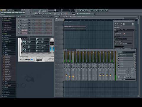 Tutorial: Monitoreo En Vivo Con Efectos Sin Grabarlos (FL Studio) By GK
