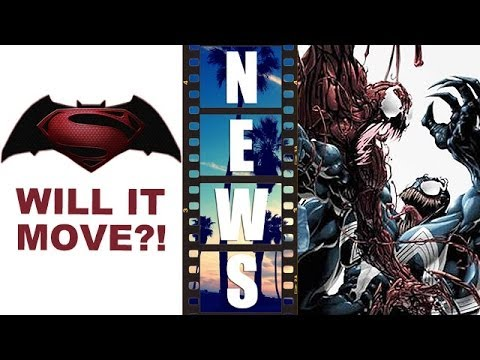 Batman vs Superman 2016 Release Date, Venom vs Carnage Movie?! - Beyond The Trailer