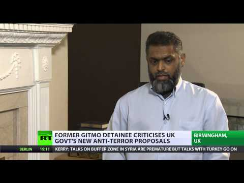 'UK fighting int'l terrorism, forget about domestic' - Ex-Gitmo detainee