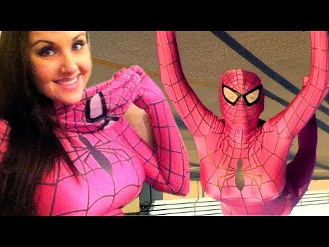 The Amazing Spiderman Song - Spider man song for kids