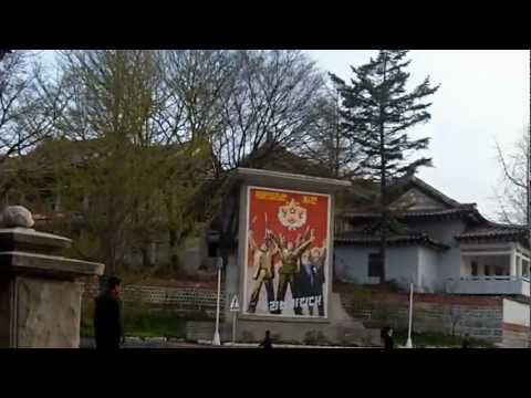 Inside North Korea by an American Tourist - Part 3 of 4 HD.wmv
