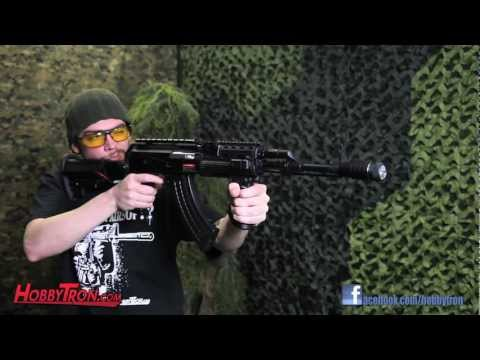 Jing Gong RIS AK47 Video Airsoft Review