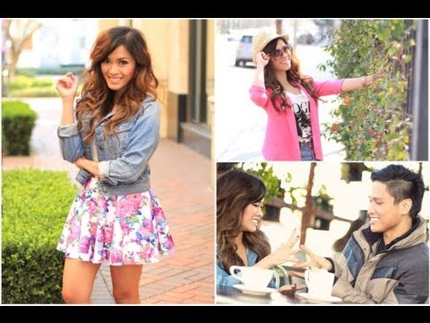 My Spring Fashion Lookbook ♡ - ThatsHeart