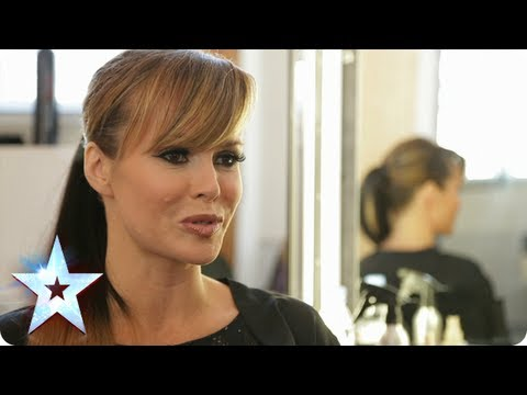 Amanda Holden on 2013 variety and what she thinks of Simon Cowell | Britain's Got Talent 2013
