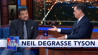 Neil deGrasse Tyson Shares His Letters In New Book
