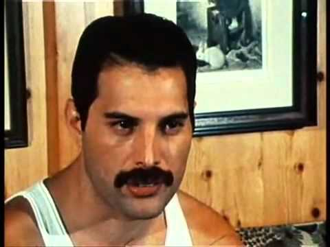 Freddie Mercury Interview Musical Prostitute part 1 NAPISY PL