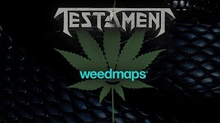 TESTAMENT - The marijuana industry (trailer)