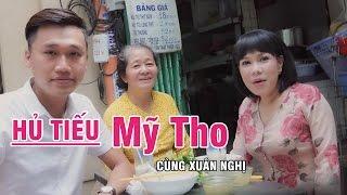 Việt Hương - Thưởng Thức Hủ Tiếu Mỹ Tho Cùng Việt Hương Và Xuân Nghị (Nhóm Hài Cà Tưng)