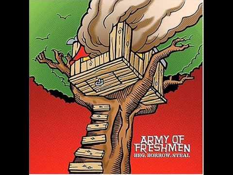 Army Of Freshmen - Last Dance