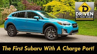 Driven! The 2019 Subaru Crosstrek Plug-In Hybrid
