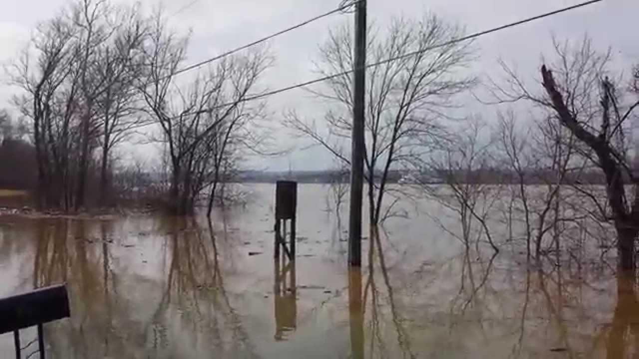 Ohio River Flooding 2015