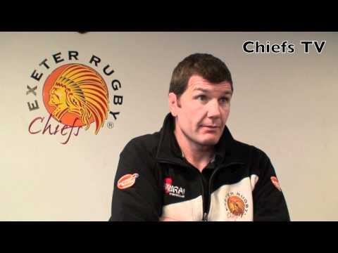 Rob Baxter pre-Leicester LV Cup - Chiefs coach Rob Baxter previews Leicester LV Cup clash