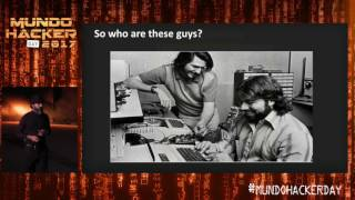 9 Mundo Hacker Day 2017 Build Your Own Cybercrime Empire in 20 minutes