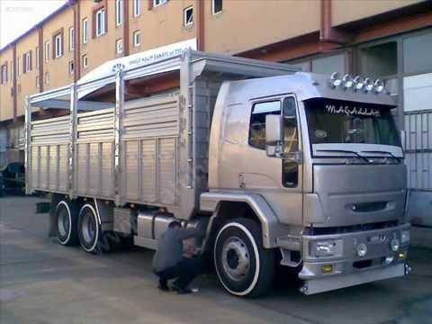 verdanoğlu nakliyat modifiyeli kamyonlar