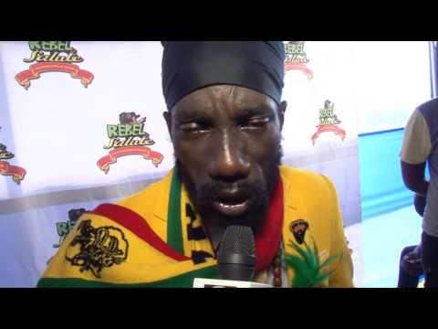 VIDEO: Sizzla burns Gays &  Government