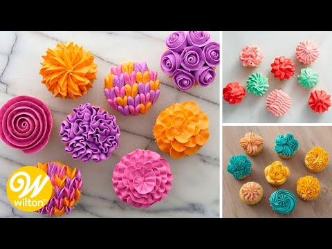 Mesmerizing Cupcake Decorating Compilation | Wilton