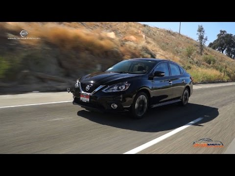 2017 Nissan Sentra SR Review