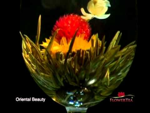 Flower Tea - A arte do chá