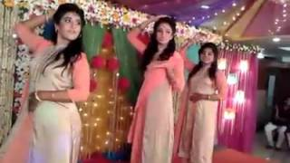 Bangladeshi Wedding   Holud Dance Performance 2016