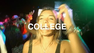 WHAT COLLEGE PARTIES ARE LIKE!!! - EPISODE 40